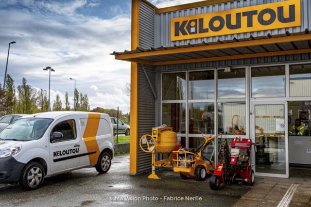Photos Agence Kiloutou - Fabrice Nerfie