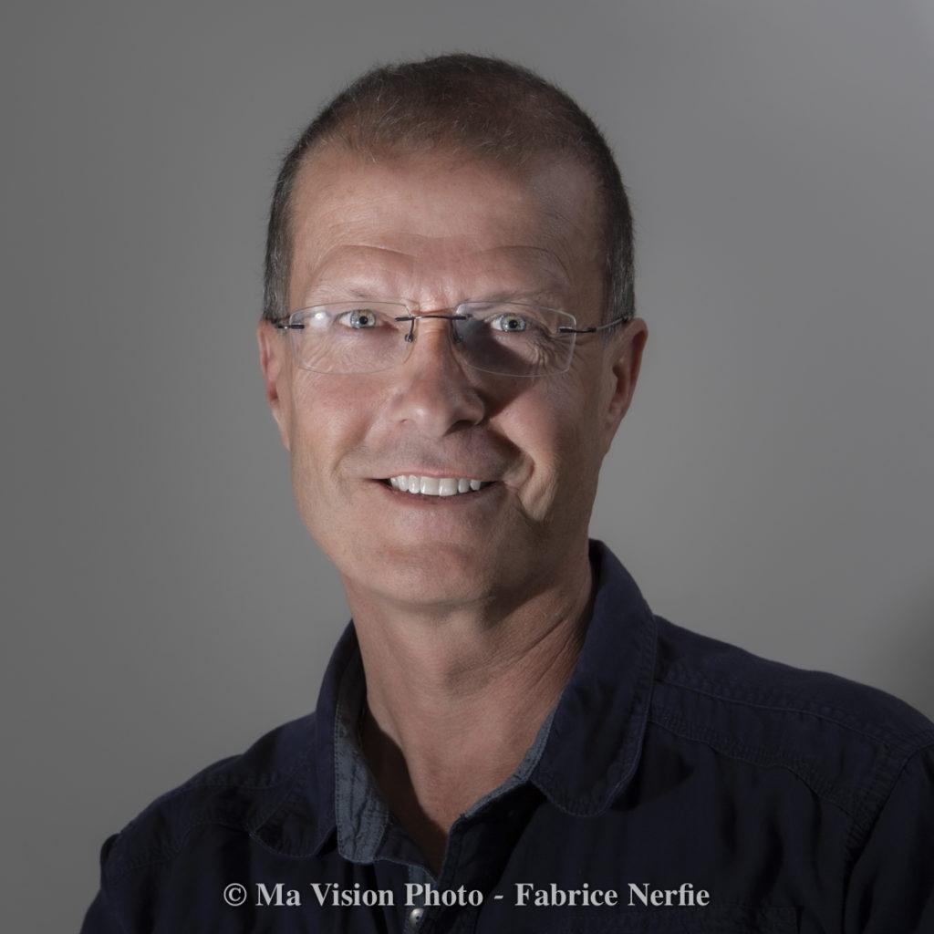 Portrait Fabrice Nerfie Photographe